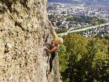 Klettersteig Innsbruck : Innsbrucker klettersteig teil und youtube